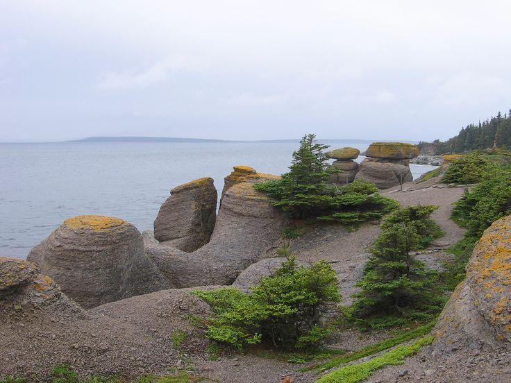 Île du Fantôme, Archipel Mingan