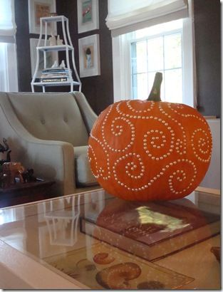drilled pumpkin - Google Search
