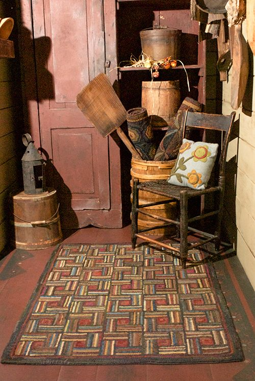 | Match-Stick-Primitive-Hooked-Rugs-Room-HiRes-2