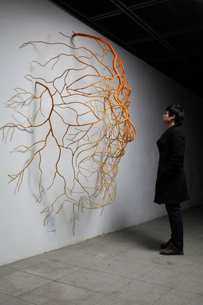 Contemporary sculptures by Kim Sun Hyuk | Contemporary Sculpture, Contemporary Art, Artwork, Art, Sculpture. For More Inspirations: http://www.bocadolobo.com/en/inspiration-and-ideas/