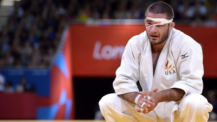 """""""You're the only person who decides whether you win"""" - Travis Stevens, U.S. Judo Athlete 🇺🇸  #ThrowbackThursday   IJF - International Judo Federation"""