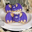 Twenty Cookie Ideas for Halloween and Fall
