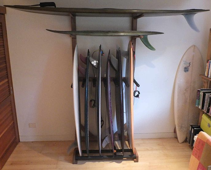 Combo Rack by Boat Channel Boardracks - Custom surfboard racks $450 AUD