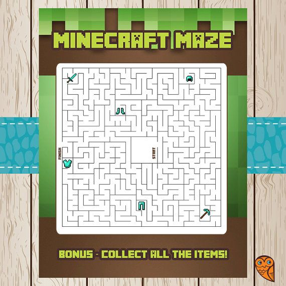 25 best ideas about minecraft party games on pinterest for Free mind craft games