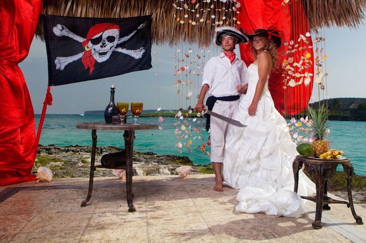 Wedding & Love: Свадьба в пиратском стиле или пиратская свадьба