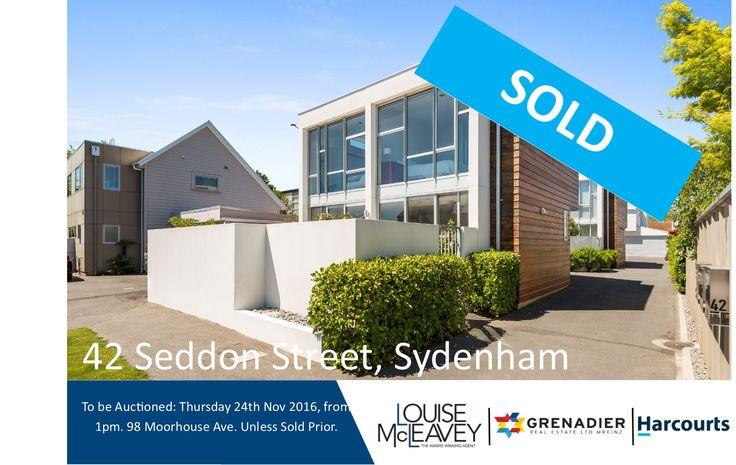 42 Seddon Street, Sydenham #Auction
