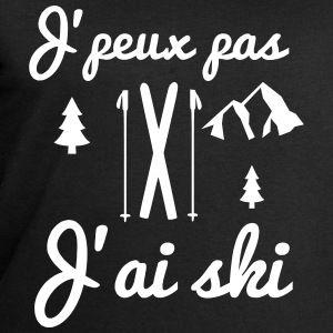 J'peux pas j'ai ski - humour citations - Sweat-shirt Homme Stanley & Stella
