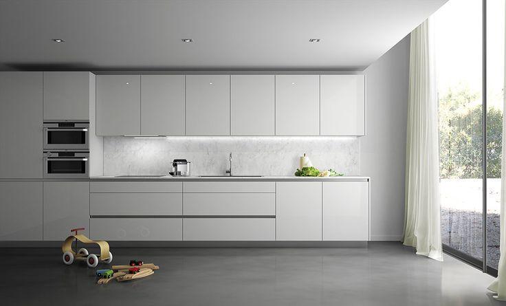 El render 3D de muebles de cocina de diseño permite testear o vender, antes de fabricar Nuestros proyectos de render 3D de muebles de cocina de diseño permiten mostrar una amplia oferta de mobilario de cocina, sin necesidad de llevarlo a producción ni de montaje de escenarios, con el consecuente ahorro de tiempo