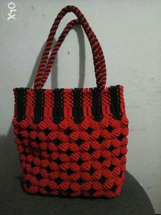 Makreme çanta