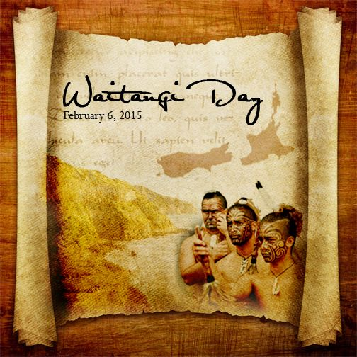 Today is commemoration of Waitangi Day! How you commemorate this special day? #WaitangiDay #Waitangi2015