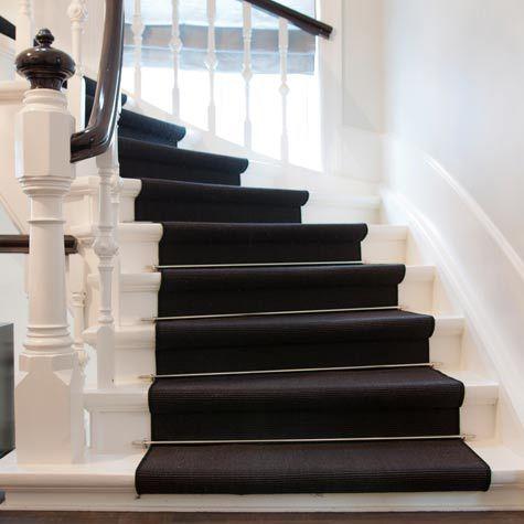 Teppe i trapp - trapper du ikke sklir i - viivilla.no