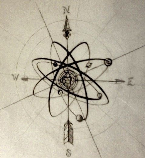 I love this.. one of my favorite things-chemistry combined with one of my tattoo ideas.....