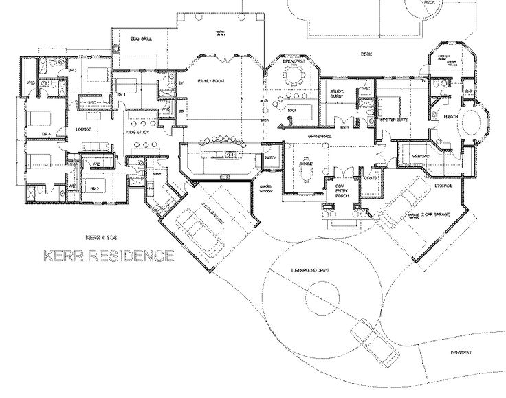 Small luxury home blueprint plans starter homes compact - Traditional neighborhood design house plans ...