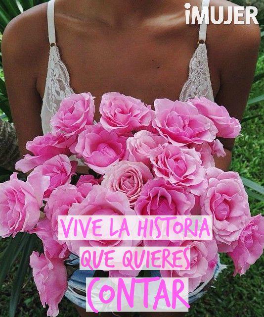 #Frases Vive la #historia que quieres #contar.