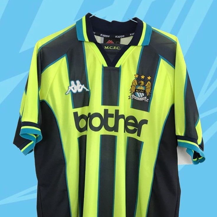Manchester City x @kappa_official