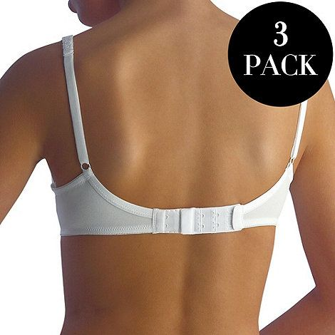 When you just need that extra bit of breathing space in your bra - invest in a bra extender, available in 1,2,3,4 hook styles here. http://www.secretfashionfixes.com/c/bra-extenders-and-bra-fitting/96