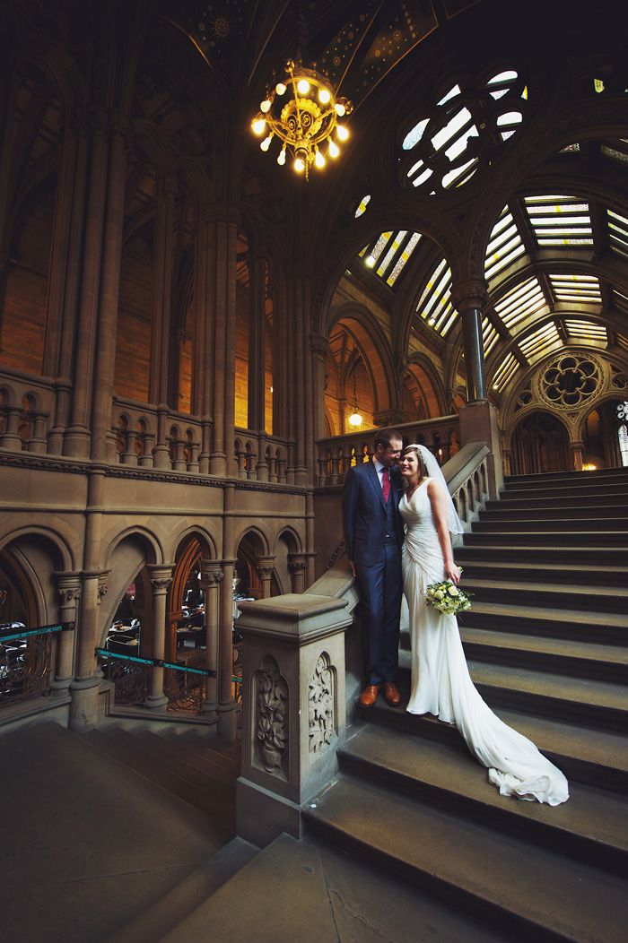 Manchester Town Hall Wedding, Katie & Daniel » Nicola Thompson Photography