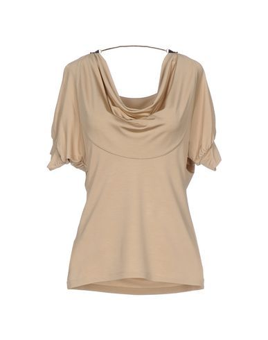 ATOS LOMBARDINI Women's T-shirt Beige 10 US