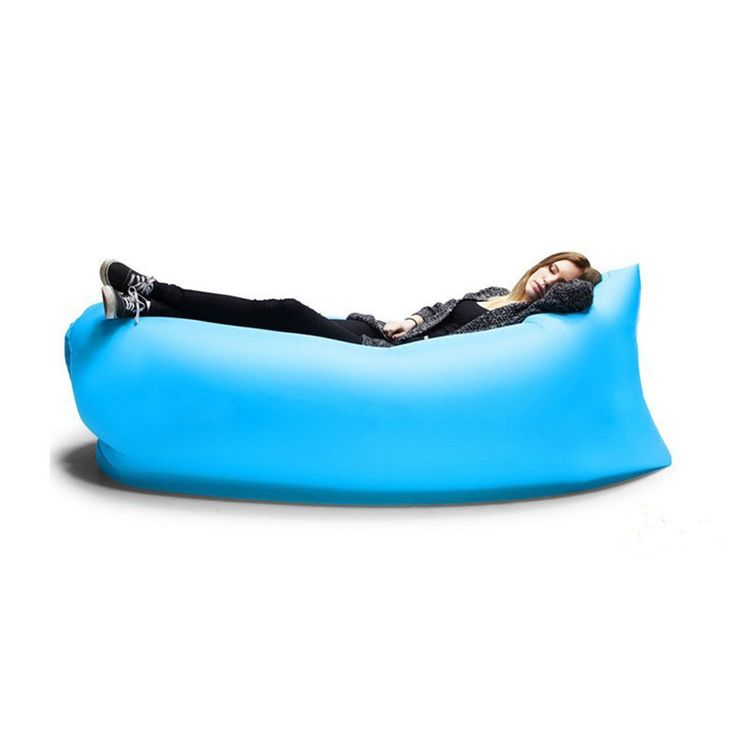 Sofa Table Amazing Inflatable Air Sofa Bed Inflates in seconds