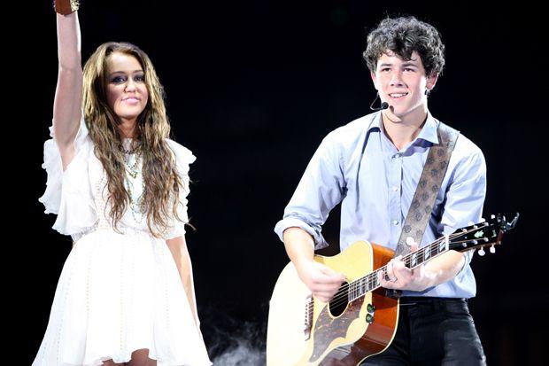 Nick Jonas on Ex-Girlfriend Miley Cyrus: It's 'Unfortunate' That We're No Longer Close