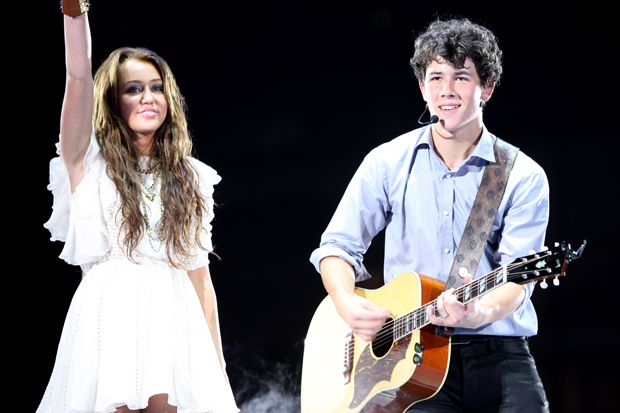 Nick Jonas on Ex-Girlfriend Miley Cyrus: It's 'Unfortunate' That We're No Longer Close