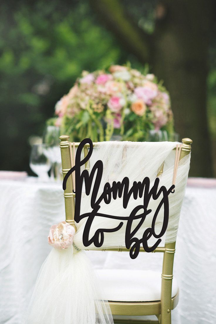 Mommy To Be Chair Sign, Mommy To Be, Baby Shower Chair Sign, Co-Ed Baby Shower, Gender Reveal Party, Rustic Chair Sign, Custom Chair Sign by PSWeddingsandEvents on Etsy https://www.etsy.com/listing/504119688/mommy-to-be-chair-sign-mommy-to-be-baby