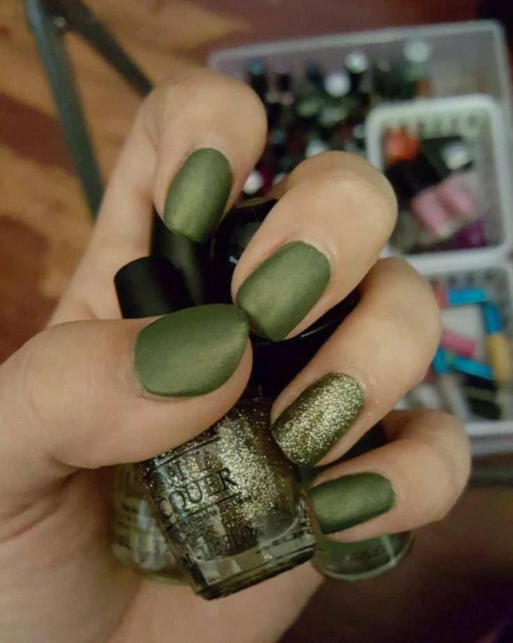 The 88 best nail・カーキネイル images on Pinterest | Nail arts ...