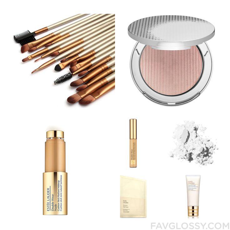 Beauty Advice With Makeup Brush Estée Lauder Estée Lauder Face Makeup And Oil Free Concealer From November 2016 #beauty #makeup