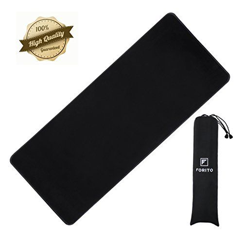 [Grayson] Large Gaming Mouse Pad, FORITO Extended Mousepad Gaming, .