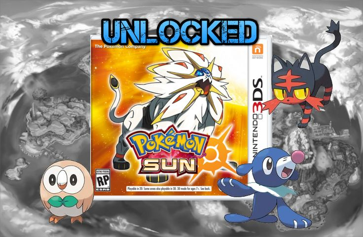 (Unlocked Pokemon Sun (Pre-Order)) is now available for pre-order! Order yours today and enjoy a 10% discount! Only at: Batchelo Shop