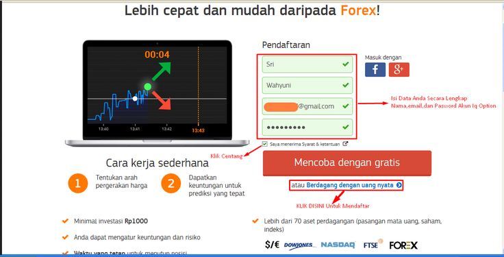 Panduan Trading IQ Option Lengkap Bagaimana Cara Anda Meraih Profit Hingga $1000 Perbulan Secara Konsisten