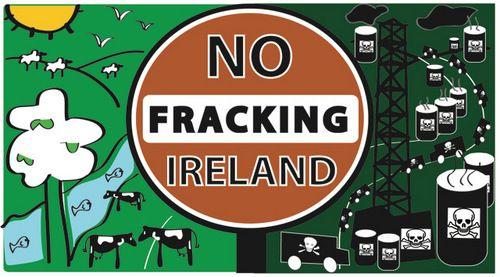 NO. #Ireland #fracking