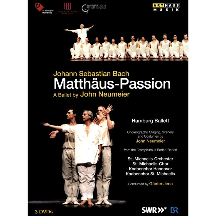 Bach:St matthew passion (Dvd)