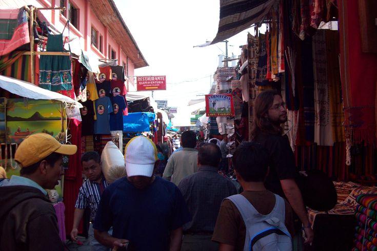 feira chichi - chichicastenango/guatemala