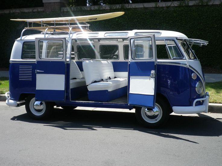 176 best images about Vw on Pinterest  Vw vans Volkswagen bus