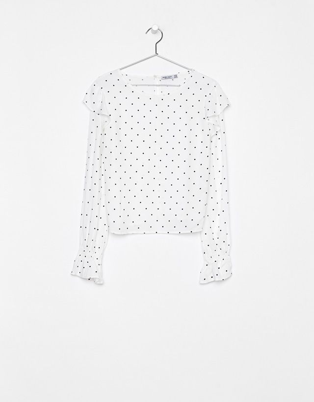 Blusas y camisas de mujer - Otoño Invierno 2017 | Bershka