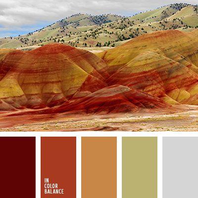 апельсиновый, коричневый, красный, мандариновый цвет, оранжевый, оттенки зеленого, подбор цвета в интерьере, серый, цвет красного мака, цвет мака, цвета красного мака, яркий оранжевый.