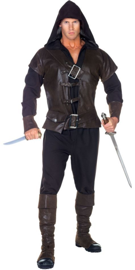 Assassin Costume for Men - Party City