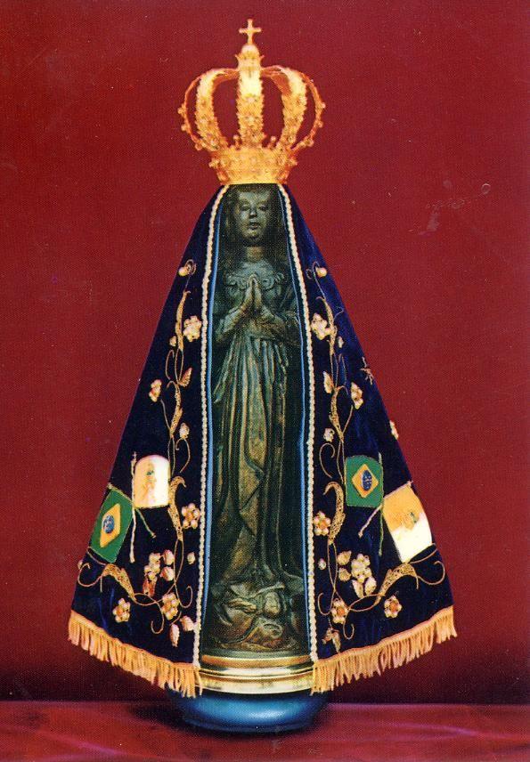 BRASIL - Nuestra Señora Aparecida Patrona de Brasil | nuestra senora aparecida patrona de brasil