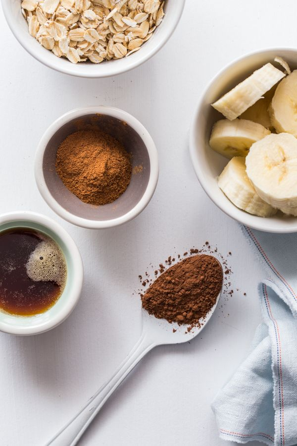 Mexican Chocolate Breakfast Shake Recipe