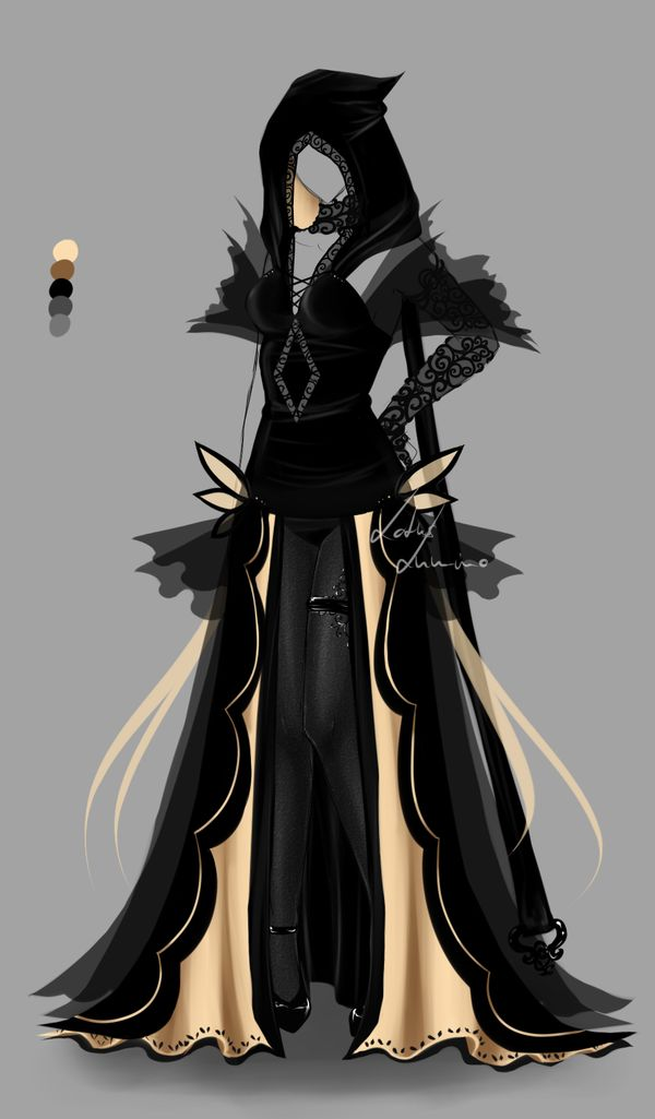 Outfit design - 156 - closed by LotusLumino on DeviantArt