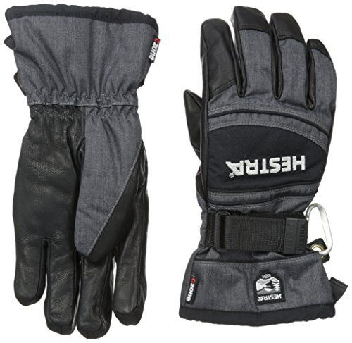 A durable glove made from Army Leather, developed in collaboration with the coaches of the Swedish and Norwegian national alpine ski teams. Ski coaches are outside all day, in any weather, which requires a durable and waterproof glove. Army Leather with Oil Tacky fabric in the palm provides a...