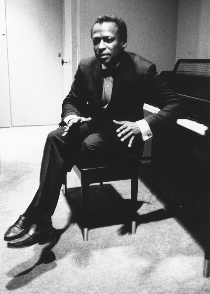 Miles Davis In A Leopard Print Tuxedo Is The Definition Of Cool | Huffington Post