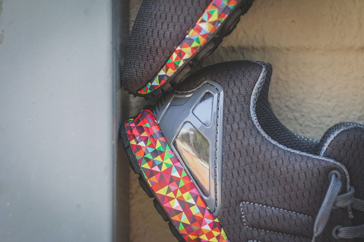 "adidas ZX Flux ""Multicolor Sole"" - EU Kicks: Sneaker Magazine"