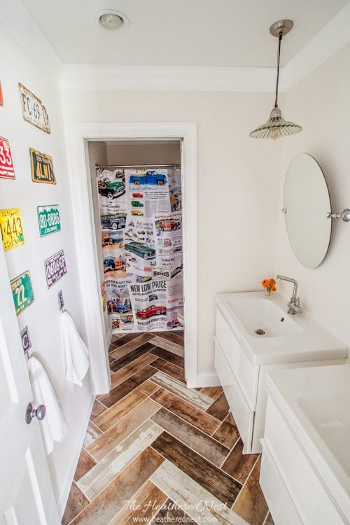 12 best images about home floor on pinterest lawyers for Kids bathroom remodel