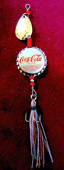 Coca-Cola Fishing Lure