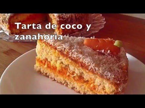 Cocina con Mari: Tarta de coco y zanahoria