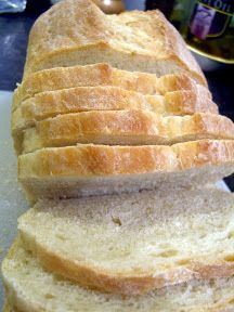 I have a confession to make. I frequently fall down on the job of keeping the kitchen stocked with freshly baked bread. I don't usually pu...