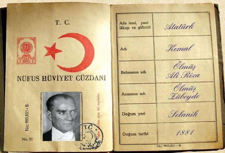 10 Kasim 2015 - Mustafa Kemal Ataturk, Saygi ve Ozlemle... - 10.10.2015