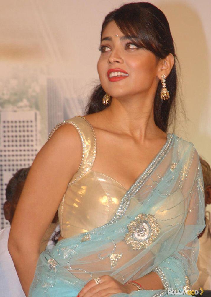 Shriya Saran Best Hot Cleavages Show